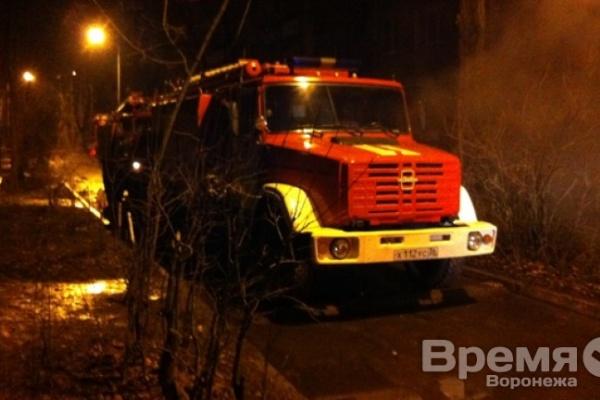 В Воронеже из-за пожара в подвале многоэтажки эвакуировали 39 человек