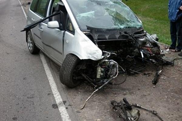 За праздники на дорогах области погибли 4 человека, более 50 пострадали