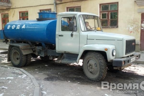 Из-за аварии на объекте «РВК-Воронеж» без воды остались жители нескольких улиц