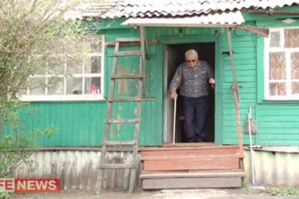 Дом ветерана Засорина признан пригодным для проживания