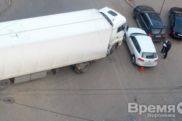 Главный воронежский гаишник назвал самые аварийные дороги в нашей области