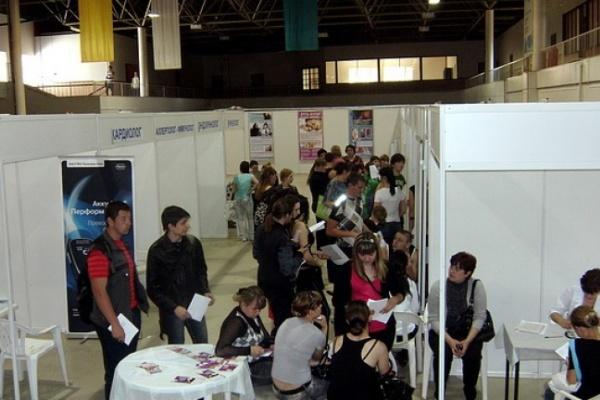 Студенты со всей страны привезли в Воронеж здоровый образ жизни