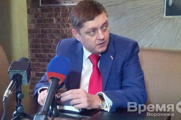 Депутат госДумы призвал воронежского губернатора быть таким же храбрым, как Сергей Собянин