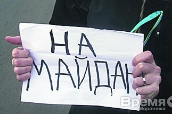 В Черноземье нашли вербовщиков для Майдана