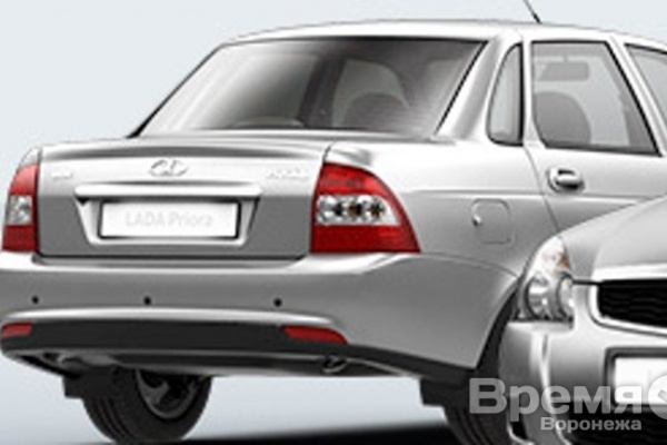 В Воронеже чаще всего угоняют LADA Priora и BMW X6