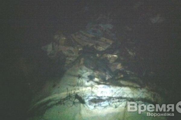 В Воронежском концертном зале загорелись декорации