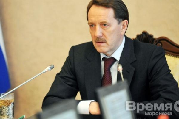 По факту угроз губернатору Воронежской области возбудили уголовное дело