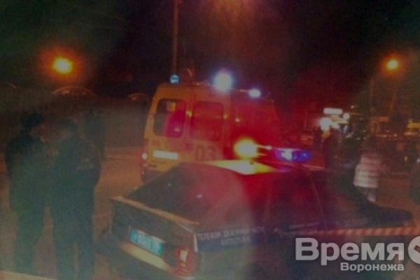 В Воронеже водитель на иномарке сбил 15 пешеходов