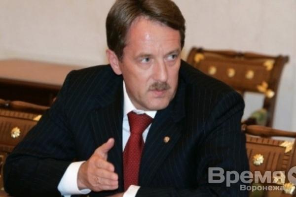 Алексей Гордеев оценил свою деятельность на четвёрку с минусом