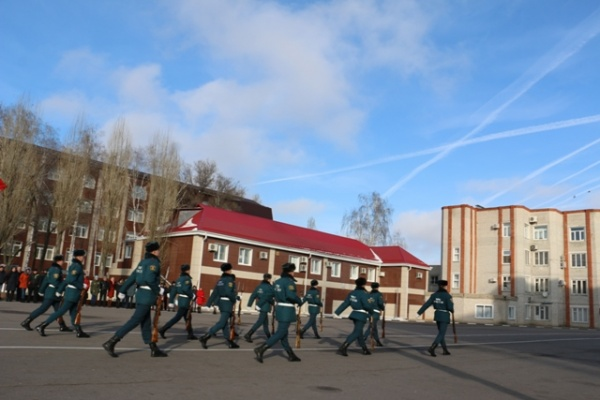 Воронежский институт МЧС прекратил набор студентов и курсантов