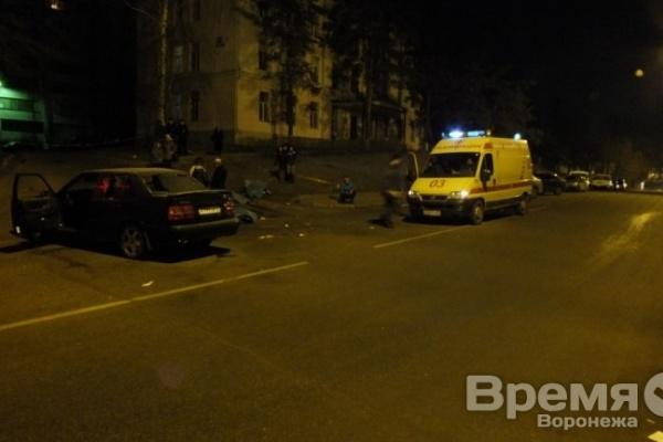 Воронежцу, который на автомобиле врезался в толпу пешеходов, предъявили обвинение