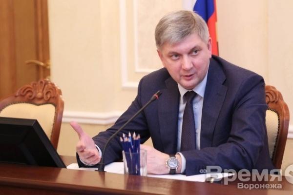 Мэр Воронежа Александр Гусев потерял две позиции в медиарейтинге