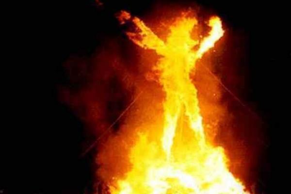 В Воронежской области пенсионерка совершила самосожжение