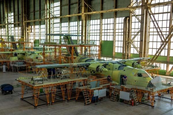 В Минобороны планируют передать более 100 самолетов Ил-112В воронежского производства