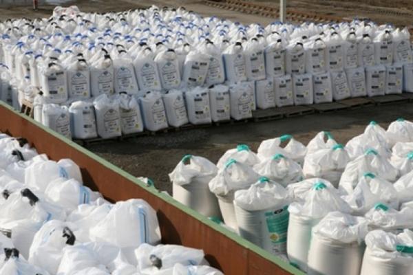 В Кантемировском районе 260 тонн взрывоопасных химикатов хранились кое-как