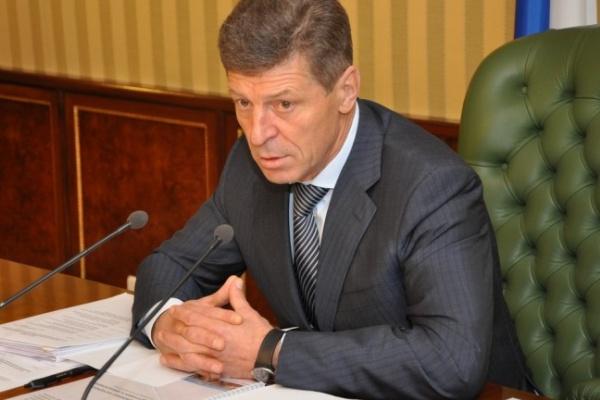 Дмитрий Козак проинспектировал стройки Воронежа