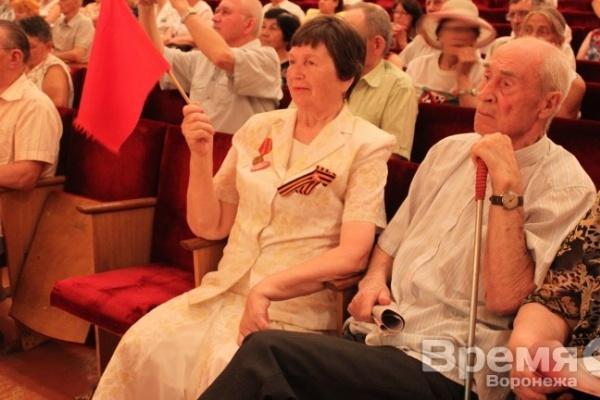 Коммунисты Воронежского региона ставят на Константина Ашифина