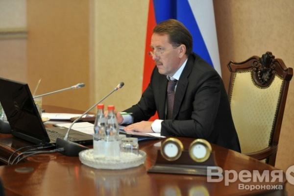 Губернатор Гордеев объявил кастинг на своего преемника