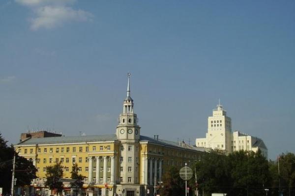 Центр Воронежа закроют из-за прокладки кабеля