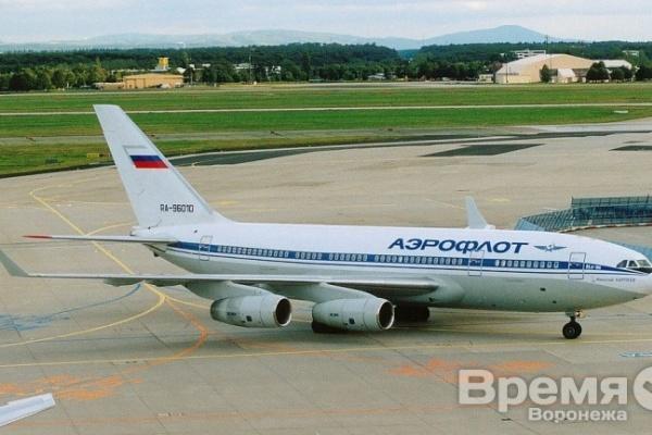 Почему загорелся Ил-96 в Шереметьево?