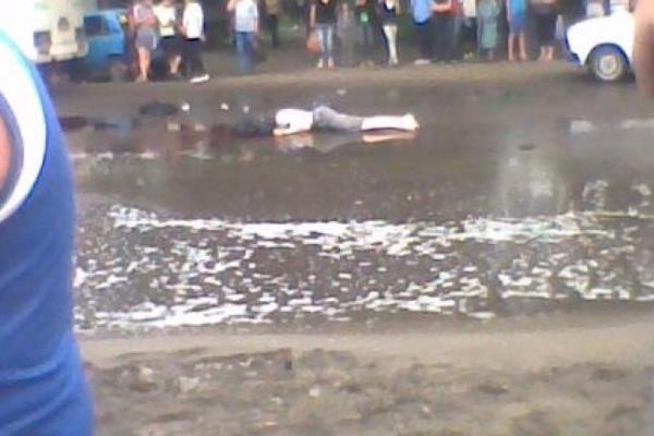В Воронеже насмерть сбит скутерист