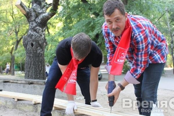 Коммунисты Воронежа выдвигают «экономически эффективного» кандидата