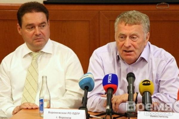 Сергей Журавлев не имеет информации о своём выходе из ЛДПР