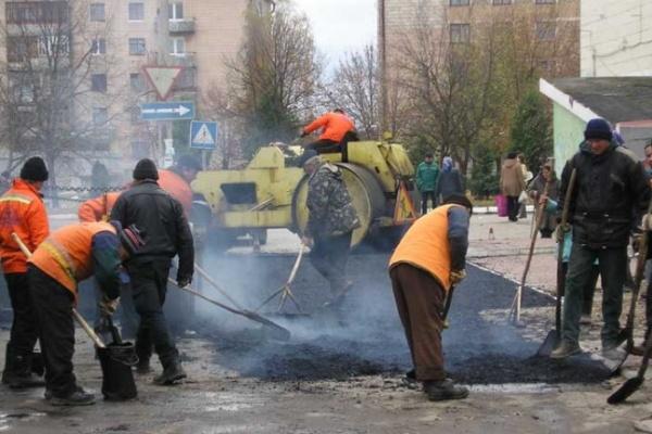 Воронежские дороги живут один год