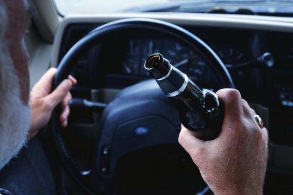 Гаишники поймали на дорогах 4,5 тысячи пьяных воронежцев