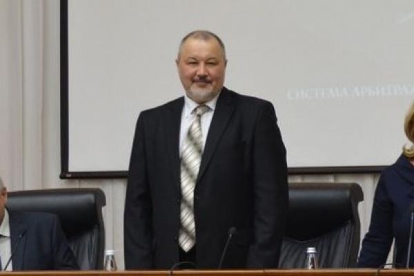 Экс-председатель белгородского арбитража перешел в воронежское правительство