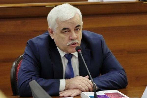 Губернатор назначил на должность зампреда воронежской антикоррупционной комиссии Юрия Агибалова