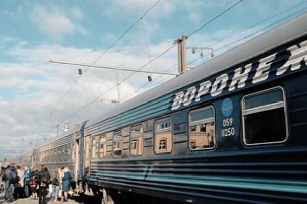 У правительства Воронежской области нет денег на поезд до Курска