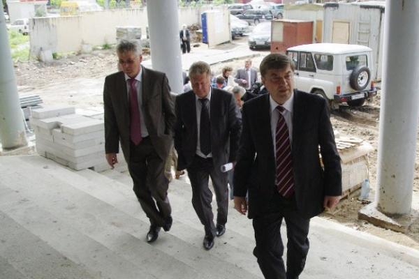 За подготовку к 425-летию Воронежа главы управ получили нагоняй от мэра