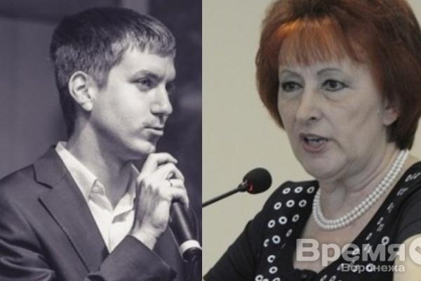 Депутат Кудрявцева притормозила поднимание «лап» за чиновника Антиликаторова в воронежской гордуме