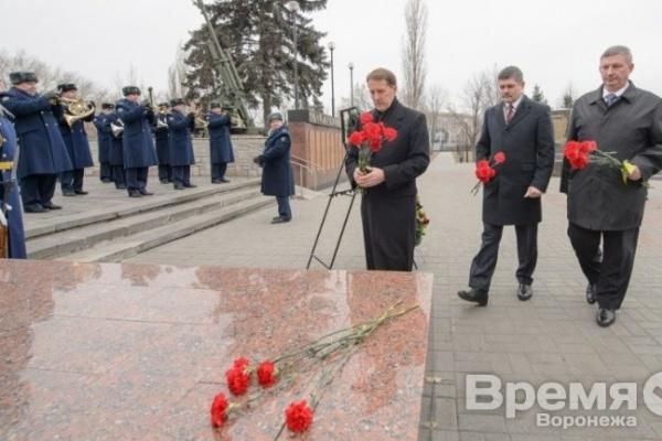 Алексей Гордеев и Александр Беглов побывали на «Орбите»