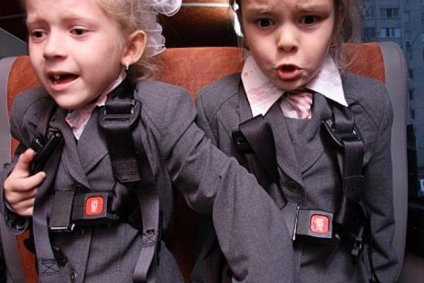 К воронежским детям приезжает автобус-тренажер