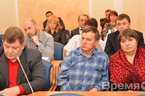 Политический характер выборов гордумы Воронежа