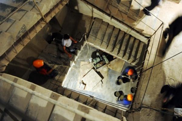 Драмтеатр реставрируется под неусыпным контролем губернатора
