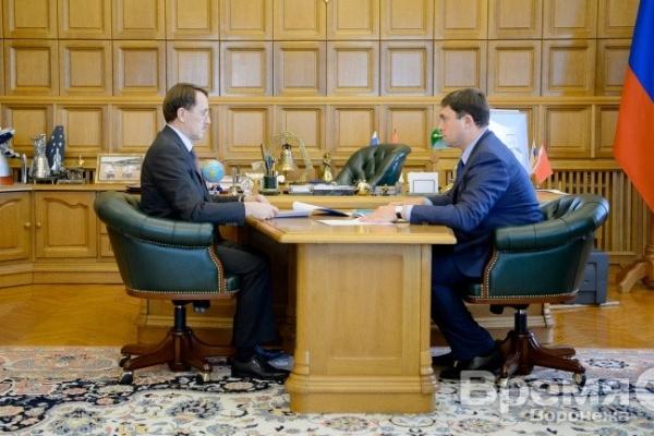 Алексей Гордеев отметил уровень, достигнутый Максимом Увайдовым