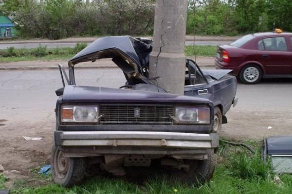 На дорогах Воронежской области за уик-энд погибли 6 человек