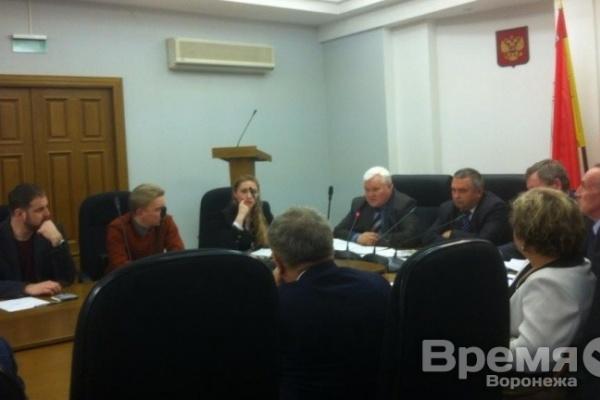 Воронежские политические партии обсудили предстоящие выборы