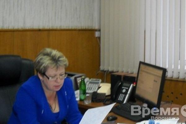 Ирина Кокорева планирует остаться на посту главы Семилукского района