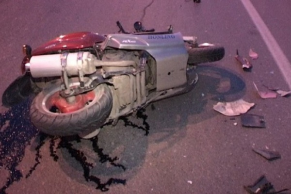 В Воронежской области за месяц насмерть разбились 8 скутеристов и мотоциклистов