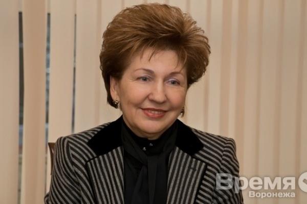 Галина Карелова потеряла девять позиций в рейтинге «Медиалогия»