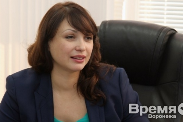 Воронежским департаментом будет управлять бывшая сотрудница Сбербанка