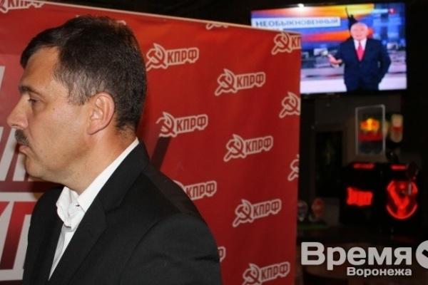 Константин Ашифин идёт в думу Воронежа за реальной политикой?