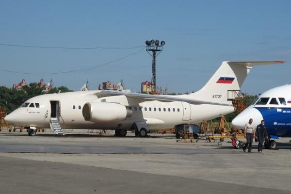 Воронежский авиазавод в этом году намерен собрать 9 самолетов АН-148