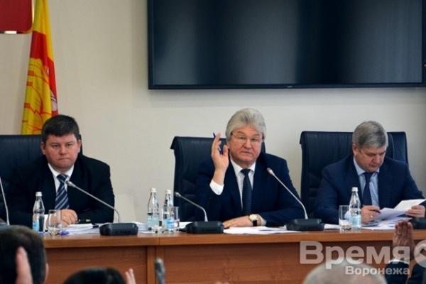 Депутаты изменили бюджет Воронежа из-за  строительства школ