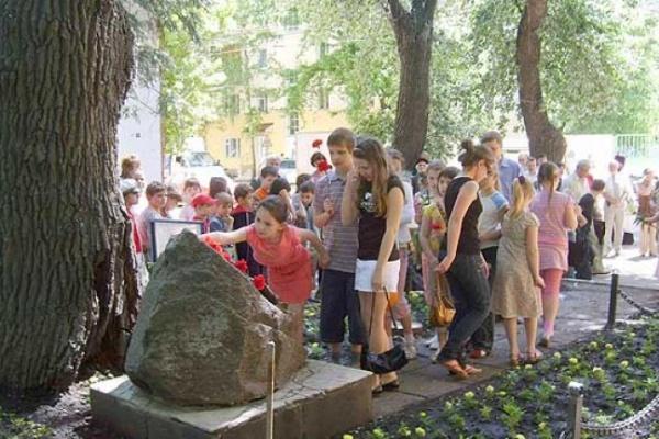 В Воронеже пройдет митинг памяти детей, погибших при фашистской бомбардировке