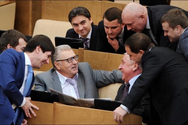 Воронежцы увидят в Госдуме  те же партии, что и раньше